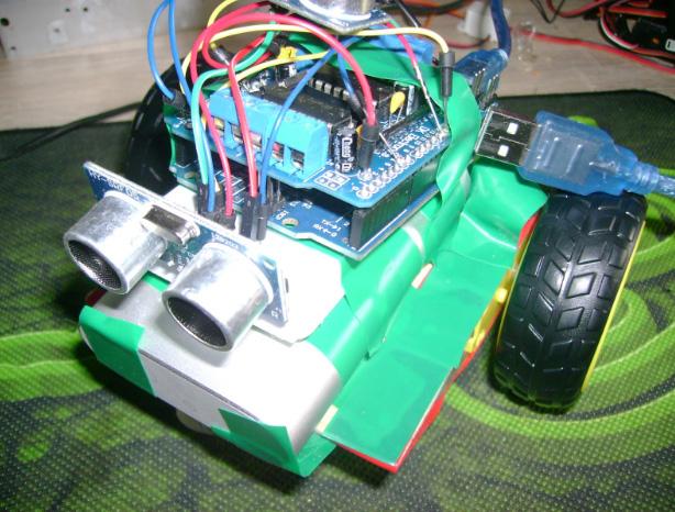 Arduino – an introduction to robotics – Kerry Boyde-Preece